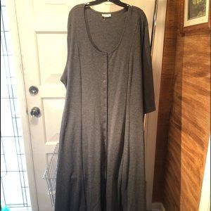 Aline Grey Dress